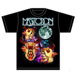 T-shirt Mastodon Interstellar Hunter