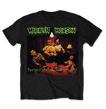 T-shirt Marilyn Manson American Family
