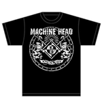 T-shirt Machine Head Classic Crest