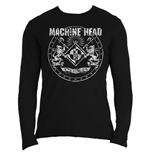 T-shirt manica lunga Machine Head Classic Crest