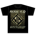 T-shirt Machine Head Locust Diamond Tonefield