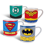 Justice League Of America - Comic Cover Set (Tazza Impilabile)