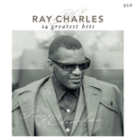 Vinile Ray Charles - 24 Greatest Hits (2 Lp)