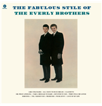 Vinile Everly Brothers (The) - The Fabulous Style Of