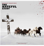 Vinile Ennio Morricone - The Hateful Eight Quentin Tarentino