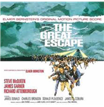 Vinile Elmer Bernstein - The Great Escape (Light Blue Vinyl)