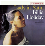 "Vinile Billie Holiday - Lady In Satin (12"")"