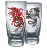Wyvern Water Glasses - Set Of 2 (Bicchieri)