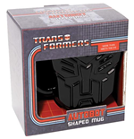 Transformers - Autobot Shaped (Tazza)