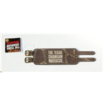 Texas Chainsaw Massacre - Brown Buckle (Bracciale)