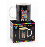Tetris - Epic Fail Mug (Tazza)