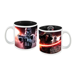 Star Wars - Episode VII - Tazza In Ceramica Maxi Con Kylo Ren E Stormtrooper
