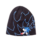 Sega - Sonic Beanie With Rubber Print (Berretto)