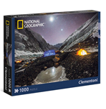 Puzzle - National Geographic 1000 Pz - Campo Everest Nepal