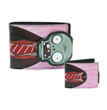 Plants Vs Zombies - Head Snap Bifold Wallet (portafoglio)