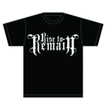 T-shirt Rise To Remain Logo