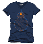 T-shirt Star Wars VII BB-8 Astromech Droid
