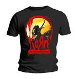 T-shirt Korn Stage