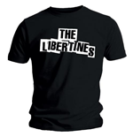 T-shirt The Libertines Logo