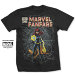 T-shirt Marvel Comics Marvel Fanfare