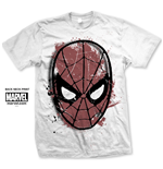 T-shirt Spider-Man Spidey Big Head Distressed