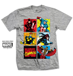T-shirt Marvel Superheroes Marvel Montage