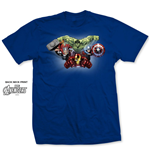 T-shirt The Avengers Avengers Character Fly