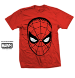T-shirt Spider-Man Spider Man Big Head