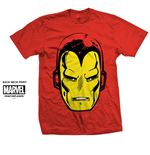 T-shirt Iron Man Iron Man Big Head