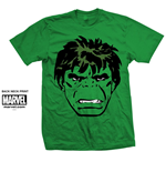 T-shirt Marvel Comics - Hulk Big Head