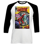 T-shirt manica lunga Marvel Superheroes Dare-devil Comic