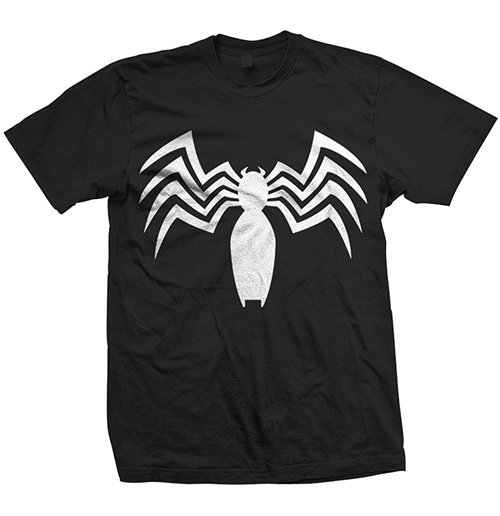 T-shirt Marvel Comics Ultimate Spiderman Venom