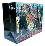 Beatles Gift Bag: Sgt Pepper (Large) (Sacchetto)