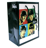 Beatles Gift Bag: Early Years (small) (borsa)