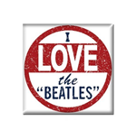 Beatles (The) - I Love The Beatles (Magnete)