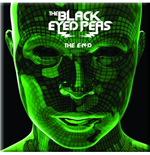 Black Eyed Peas - The End Album Cover (Magnete)