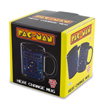 Pac-Man - Heat Change Mug (Tazza Termosensibile)