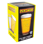 Pac-Man - Colour Change Pint Glass (Bicchiere Birra Termosensibile)