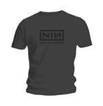 T-shirt Nine Inch Nails Now I'm Nothing