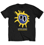 T-shirt  Primal Scream Screamadelica Yellow