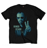 T-shirt Ringo Starr Colour Peace