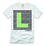 T-shirt Labrinth Space Invaders