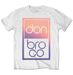 T-shirt Don Broco Gradient
