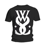 T-shirt While She Sleeps Logo