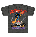 T-shirt Mötley Crüe Allister King Kong