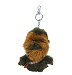 Star Wars - Portachiavi In Peluche Chewbacca 12 Cm