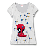 T-shirt e Magliette Deadpool 190361