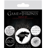 Set Spill3 Il trono di Spade (Game of Thrones) - Winter Is Coming