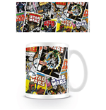 Tazza Star Wars Comic Covers