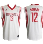 Houston Rockets Canotta Howard Bianca